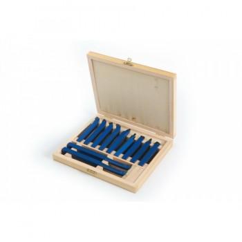 Juego de cuchillas 11 Piezas 12 mm