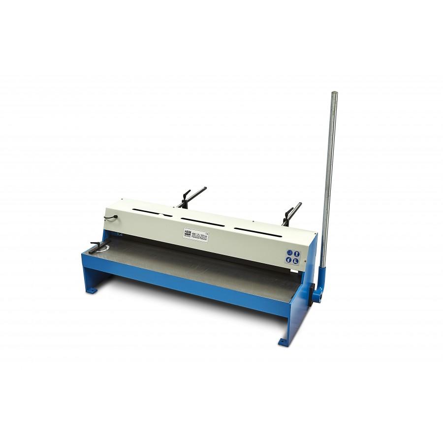 Cizalla 1 39 5x650 mm profi tecnom quinas m quina for Cizalla manual para metal