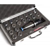 Juego de Pinzas y Porta-pinzas ER32 ISO40