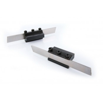 Porta-cuchilla y cuchilla de tronzar G