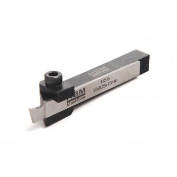 Porta-cuchilla y cuchilla de tronzar 8 mm