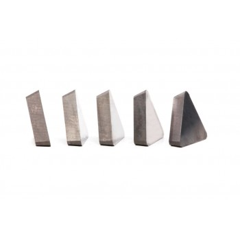Plaquitas Triángulo 16 mm
