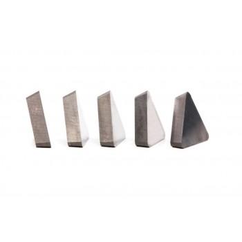 Plaquitas Triángulo 20 mm