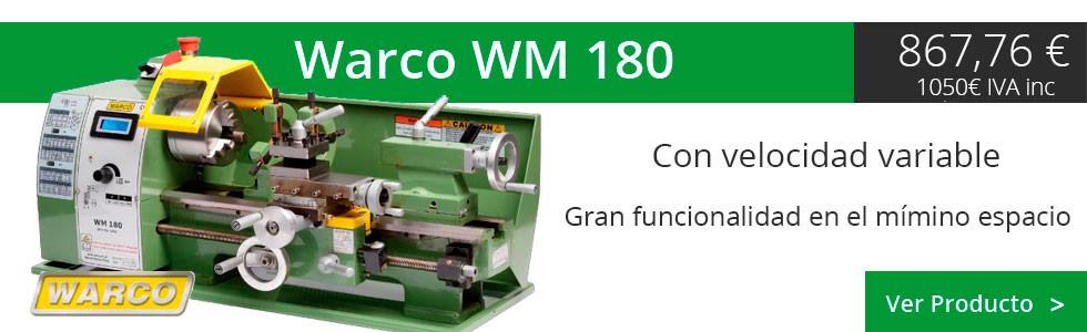 Warco WM 180