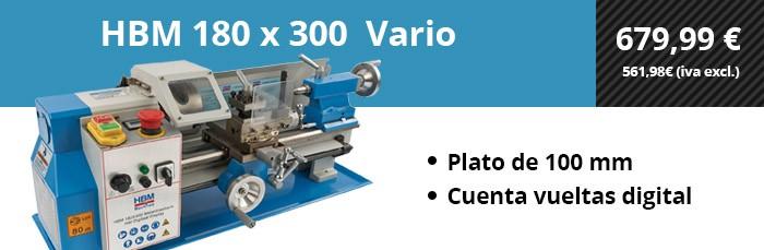 HBM 180x300 Vario
