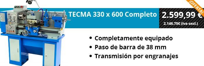 TECMA 330X600 Completo
