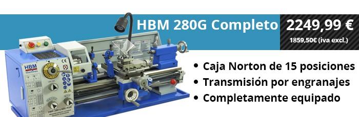 HBM 280G Completo