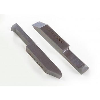 Cuchillas HSS 55º 60º Int. y Ext. 12 mm