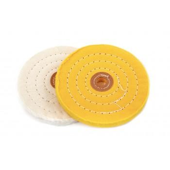 Juego de Discos para Pulir 150 mm